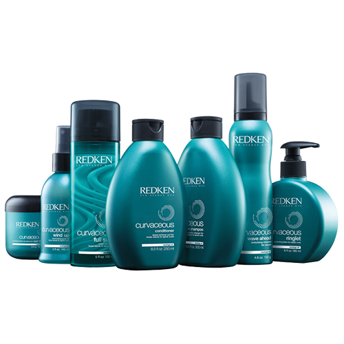 Curvaceous Redken Products at HDC Hair & Esthetics salon & school in Halifax NS