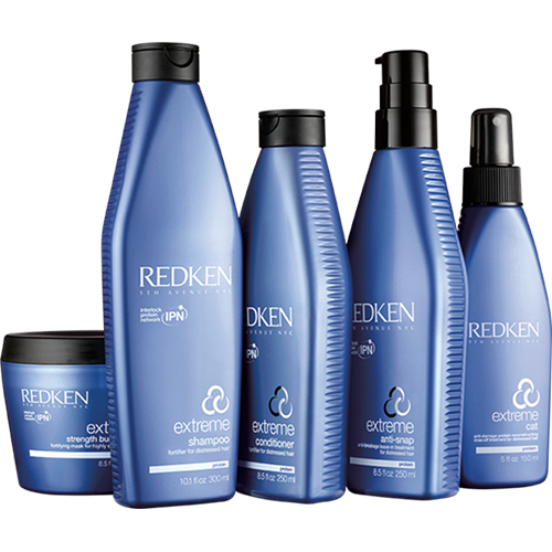 Extreme Length Redken Products at HDC Hair & Esthetics salon & school in Halifax NS