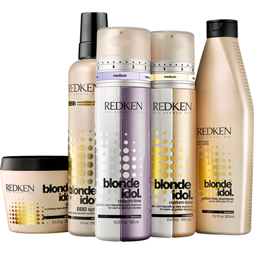 Redken Products at HDC Hair & Esthetics salon & school in Halifax NS