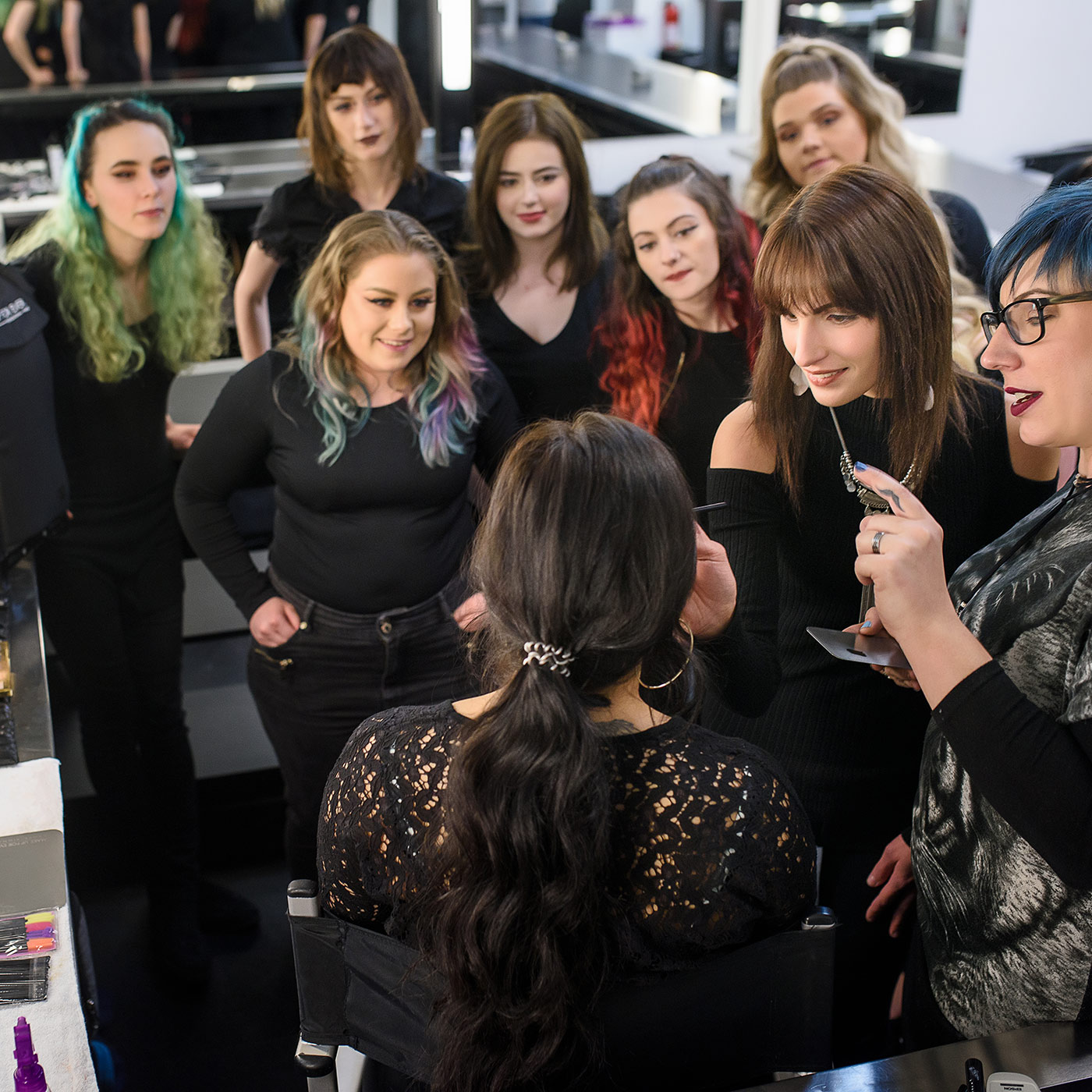 HDC Makeup Artistry school in Halifax NS