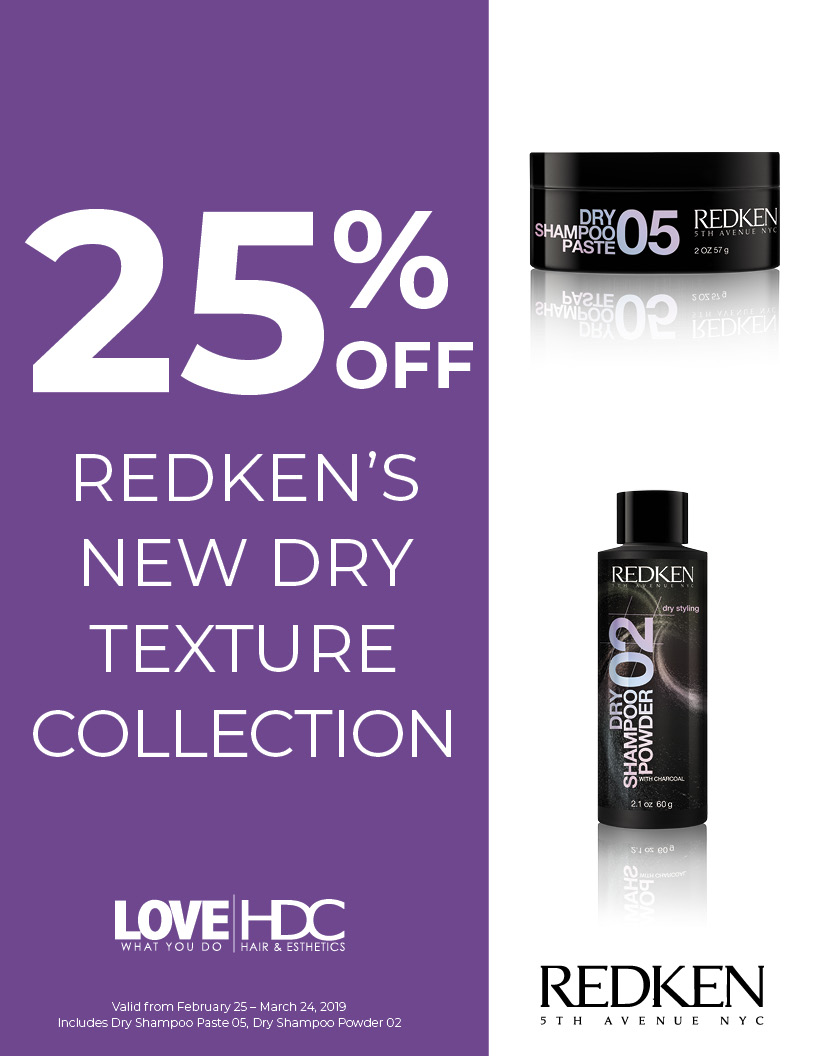 Rdn 25 Off Dry Texture, HDC