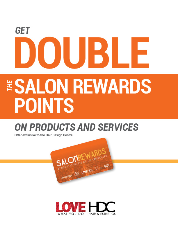 Double SRP, Salon Rewards HDC
