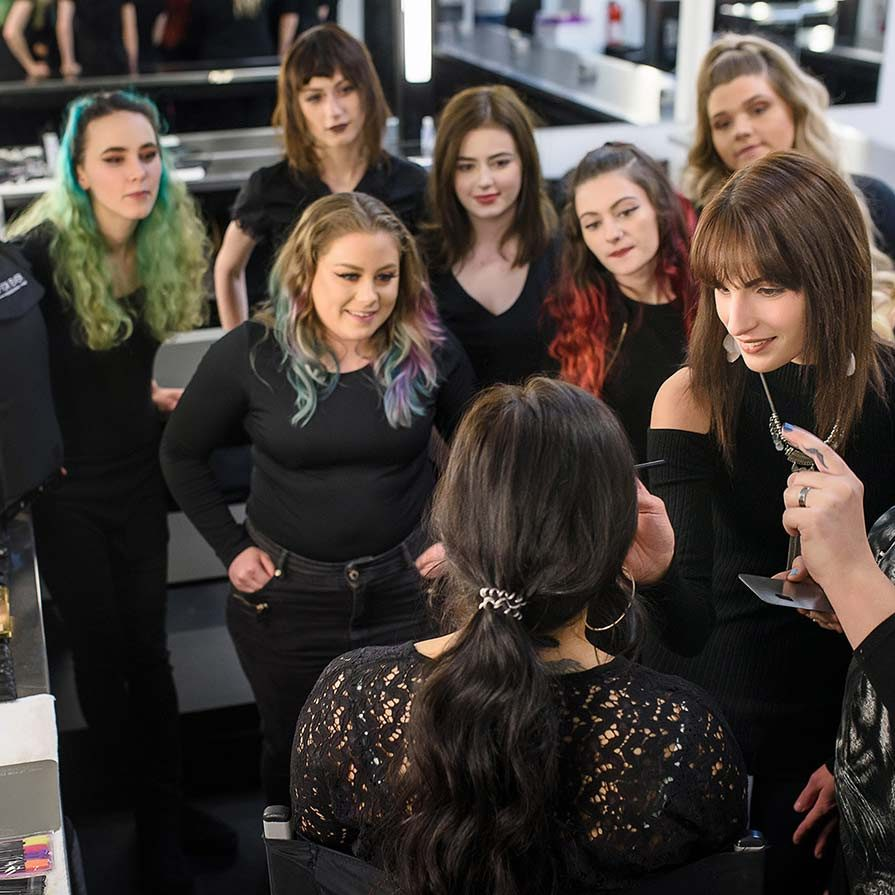 Makeup Program - Cosmetology School in Atlantic Canada